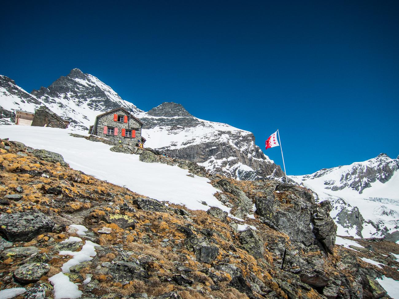 Ski mountaineering the haute route chamonix to zermatt for Haute route chamonix zermatt