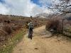 E-biking to ski