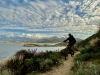 E-biking above the Corsican waters