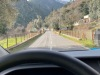 Driving up the Restonica valley
