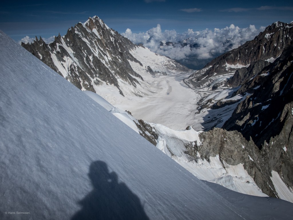 Argentiere Basin, Chamonix Valley